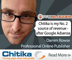 problogger chitika